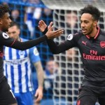 Arsenal Forward Pierre-Emerick Aubameyang Is Rooting For Nigeria's Super Eagles, Requests Official World Cup Jersey From Alex Iwobi
