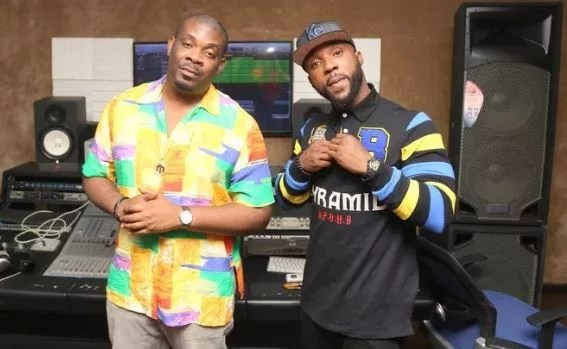 Don Jazzy and Iyanya
