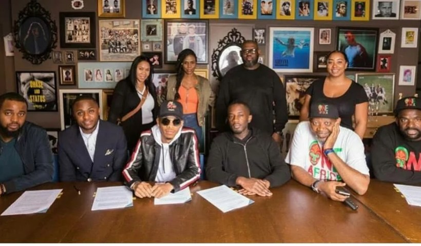 Tekno Signs Deal With Universal Music Group