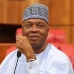 Breaking News: Senate President, Bukola Saraki Defects From APC Back to the PDP