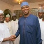 You Won't Believes How Atiku Welcomes Saraki Backs to the PDP