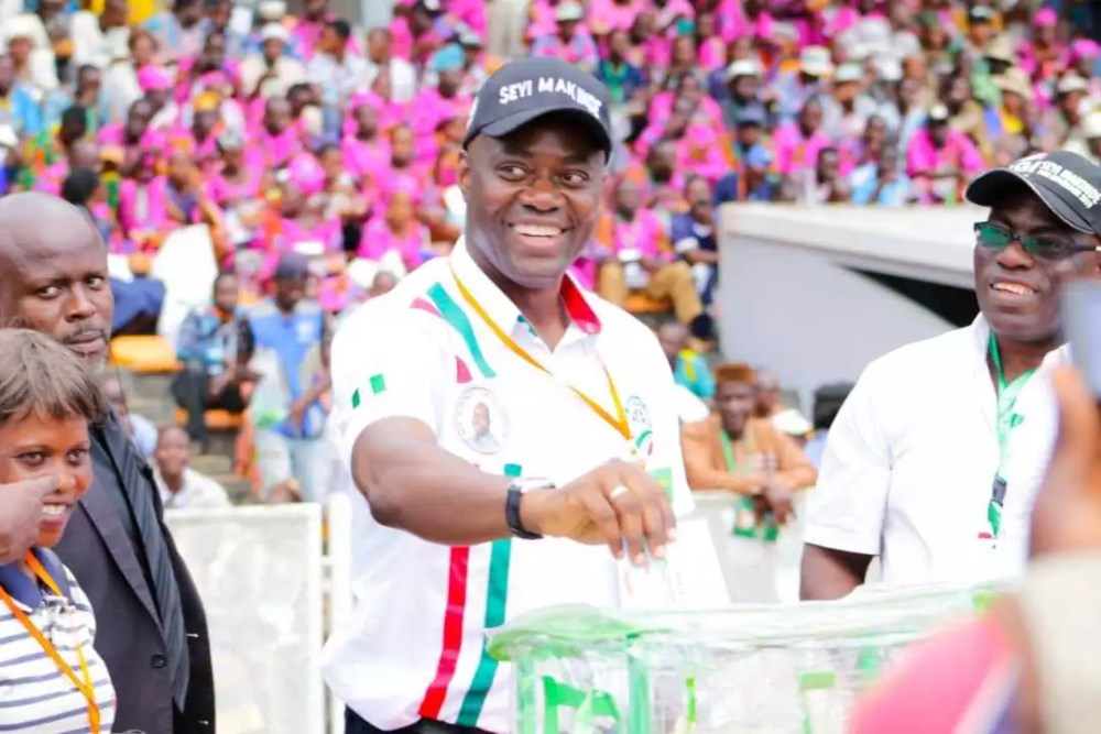 Seyi Makinde Wins PDP Governorship Ticket