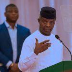 Osinbajo Replies Atiku On Restructuring Nigeria: Why We Don't Need Re-Structured In Nigeria by Yemi Osinbajo