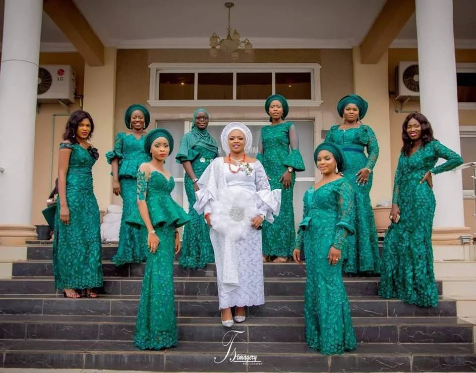 Biola and Gbemi Weds In Ibadan 04