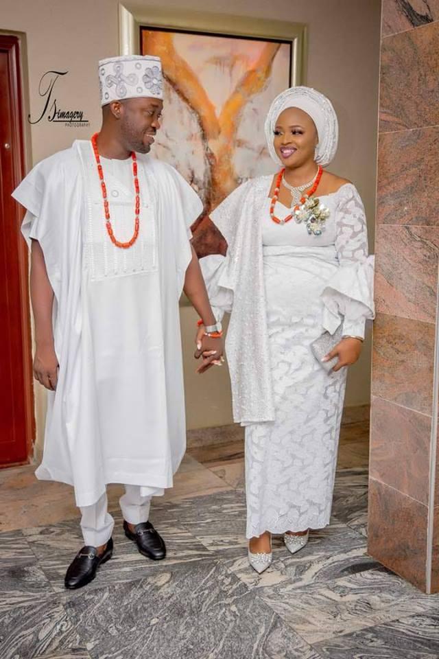 Biola and Gbemi Weds In Ibadan 07