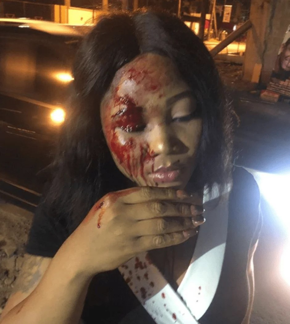 How Taxify Driver Allegedly Attacked & Robbed Young Lady In Lagos 00