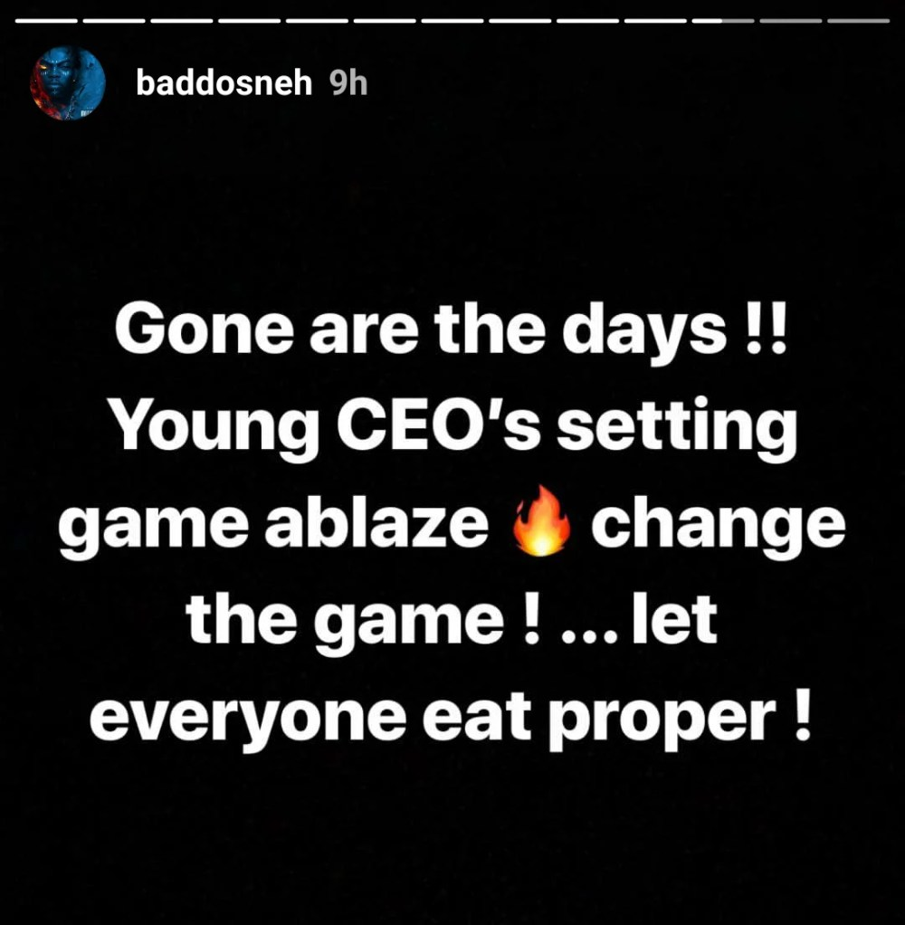 Olamide On A Mission to Expose Record Labels Practising 21st Century Slavery 00