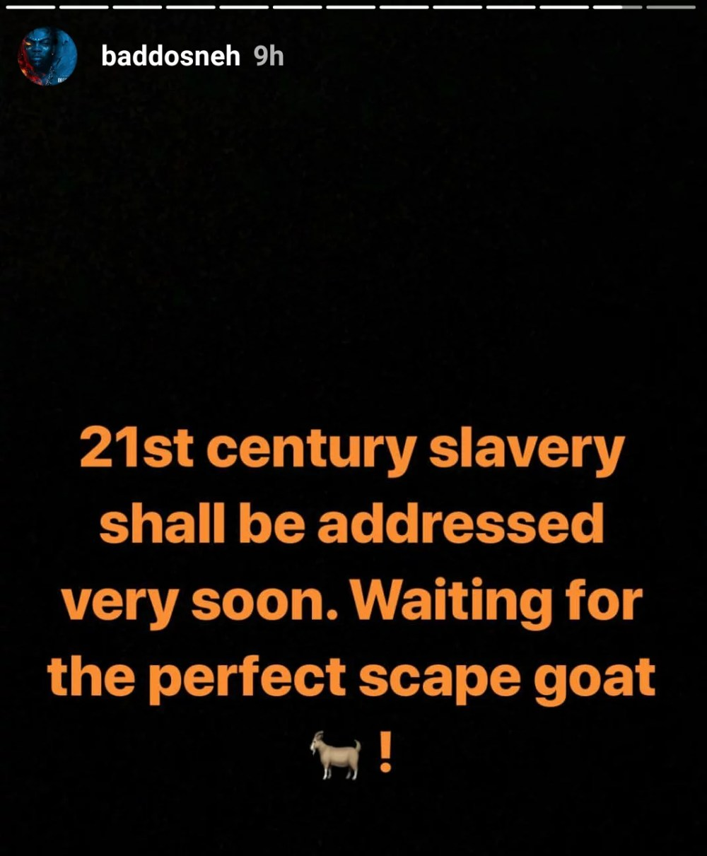 Olamide On A Mission to Expose Record Labels Practising 21st Century Slavery 01