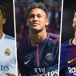 Messi Is My Idol, But Cristiano Ronaldo Is A Footballing Monster Says Neymar