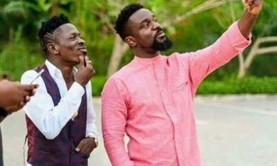 Sarkodie and Shatta Wale