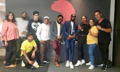 Dbanj Signs Deal With Sony Music Africa