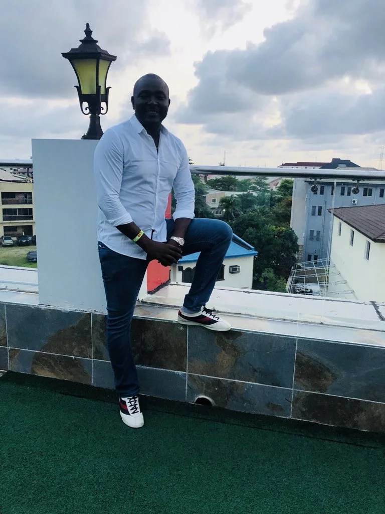 Inside View Of Akin Alabi & Nairabet Multi-Million Naira Mansion Office 27