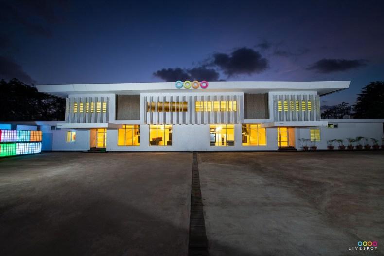 Inside View of Dare Art Alade Deola Art Alade Livespot Multi Million Dollar Office In Lagos 00