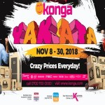 Black Friday: Konga Yakata Delivers Best Prices With Fastest Delivery