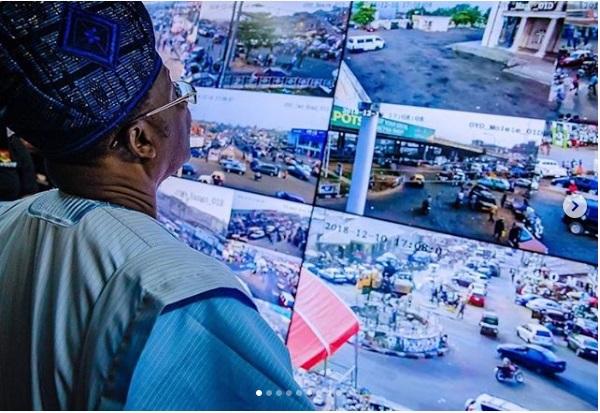 Ajimobi CCTV Project