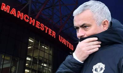 Man United Fires Jose Mourinho