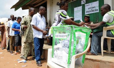 Breakdown of Nigeria 2019 Election