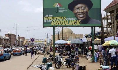 What Goodluck Jonathan taught me about postponing elections in Nigeria