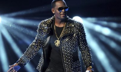 Sony Music Parts Ways With R.Kelly