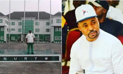 Stop Calling Me Agbero & Still Asking Me Money Privately, NURTW is Profession Like Law or Engineering Says MC Oluomo