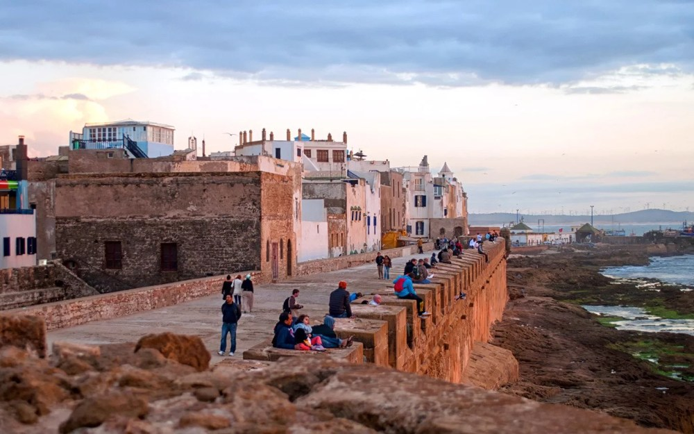 Game Of Thrones Location --- Essaouira In Morocco