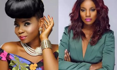 Yemi Alade Rejects African Beyonce Compliment From Seyi Shay