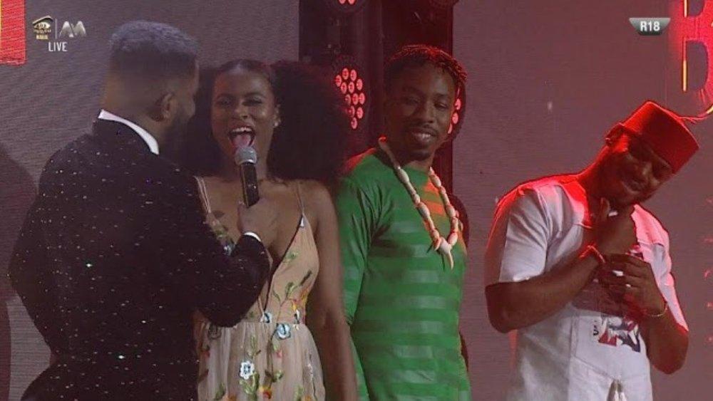 Big Brother Naija Season 4 Opening 00