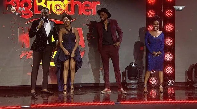 Big Brother Naija Season 4 Opening