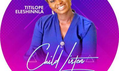Titilope Eleshinnla -- Listen God (Omo Mi Gbo)