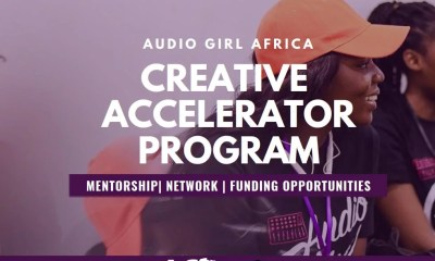 Audio Girl Africa Presents Creative Accelerator Program 2019 05 (1)