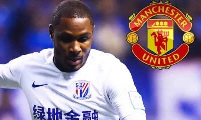 Odion Ighalo Reach Agreement to Join Man United