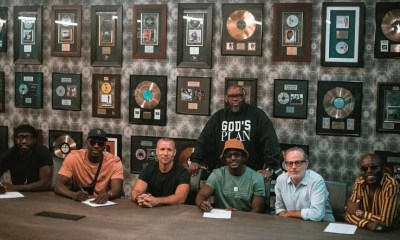 Sauti Sol Signs First Ever Recording Deal with Universal Music Africa