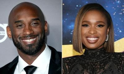 Jennifer Hudson to Perform Special Tribute to Kobe Bryant