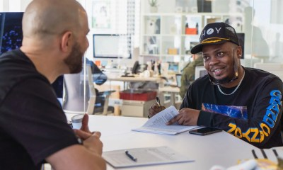 Olamide Signs With America Record Label, Empire Distributions