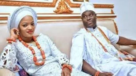 Olori Naomi and Ooni of Ife Welcomes New Baby