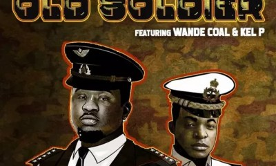 Download Wande Coal -- Old Soldier Ft. Kel P