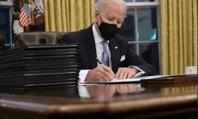 Joe Biden Cancels Trump's Immigrant Visa Ban On Nigerians