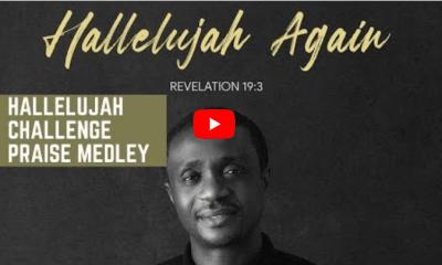 Download Hallelujah Challenge Praise Medley by Nathaniel Bassey