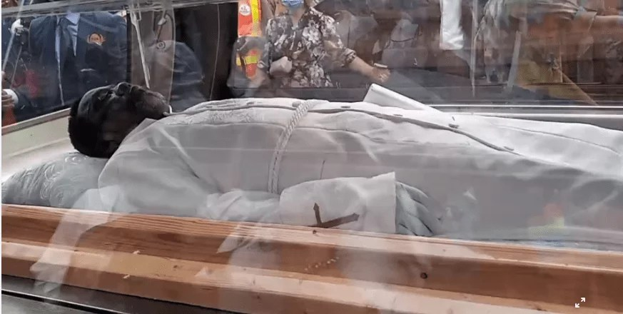 TB Joshua Burial