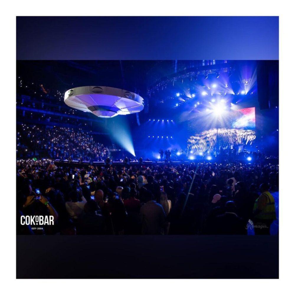 Burna Boy 02 Arena concert 00