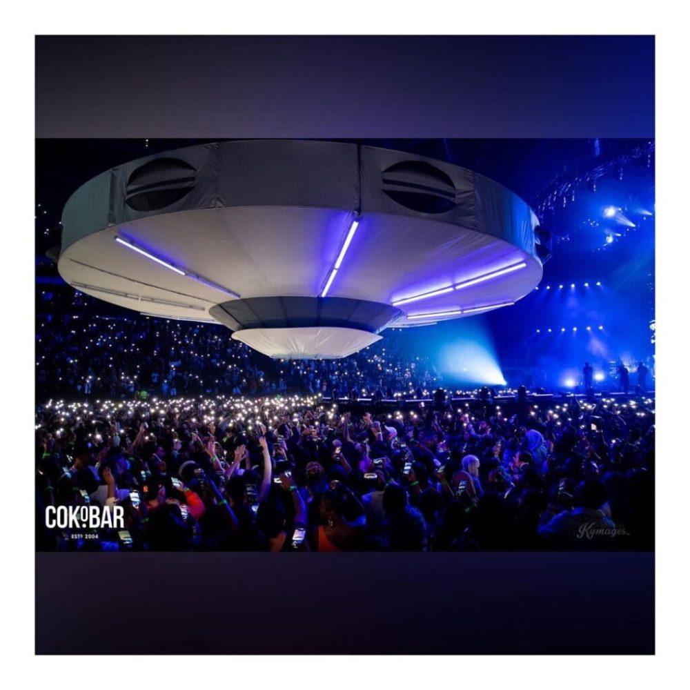 Burna Boy 02 Arena concert 01