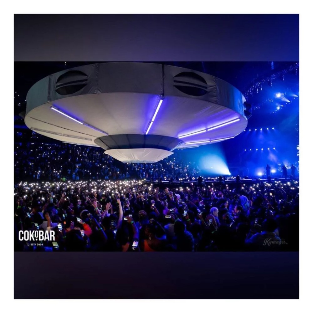 Burna Boy 02 Arena concert 02