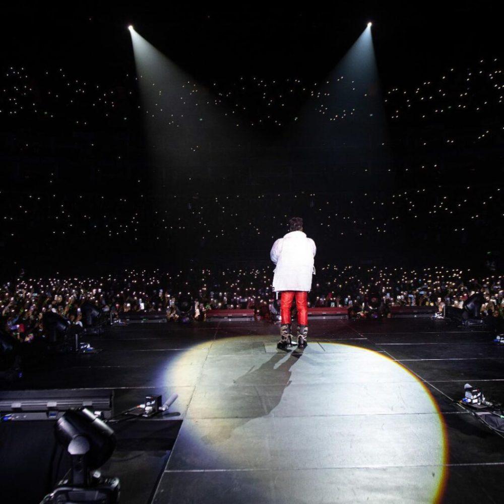 Burna Boy 02 Arena concert 04