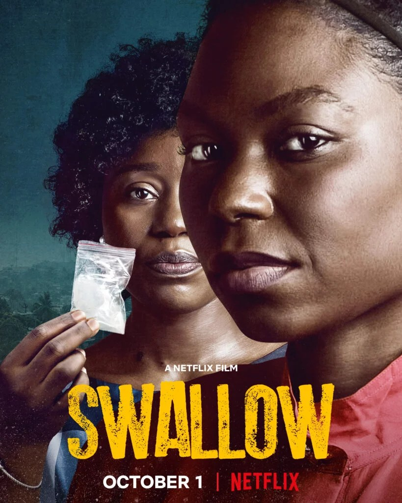 Swallow by Kunle Afolayan