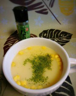 つぶコーンスープ