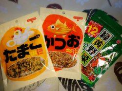 ふりかけ78円