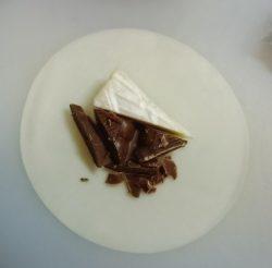 チョコレート・カマンベールチーズ