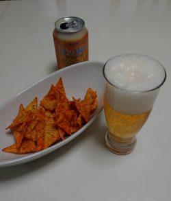 金の稔りビール2