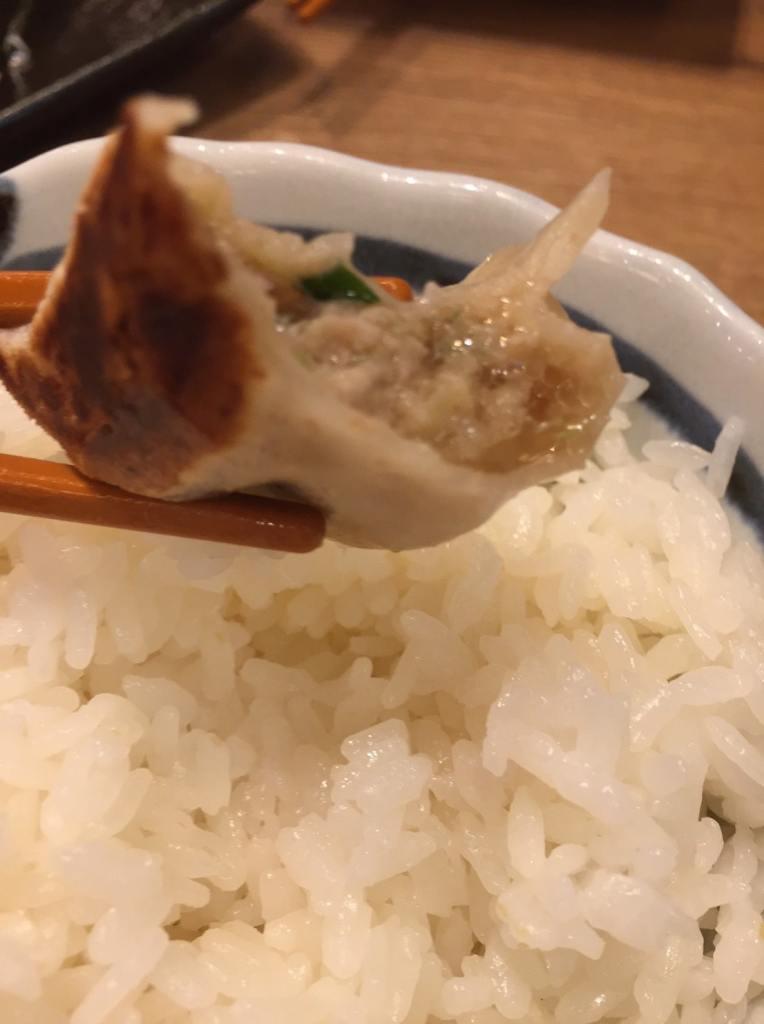 肉汁餃子製作所ダンダダン酒場 肉汁焼餃子7