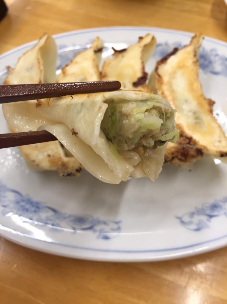 餃子の満州 荻窪南店 ダブル餃子定食6